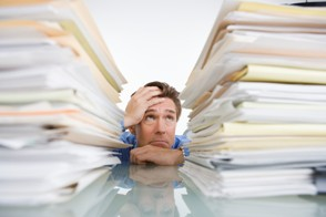 Is Work Piling Up?