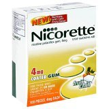 Nicotine Replacement Products