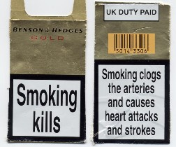 Smoking Kills - Don't you get it?